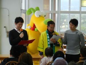 NHKラジオ「ここはふるさと旅するラジオ」  神戸レタスの紹介 2011年12月1日