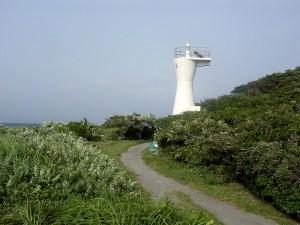 沖の島灯台 写真提供=日本の灯台