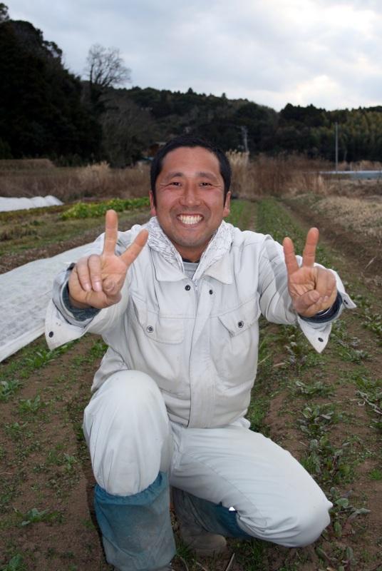おかもファーム 岡本高憲さん