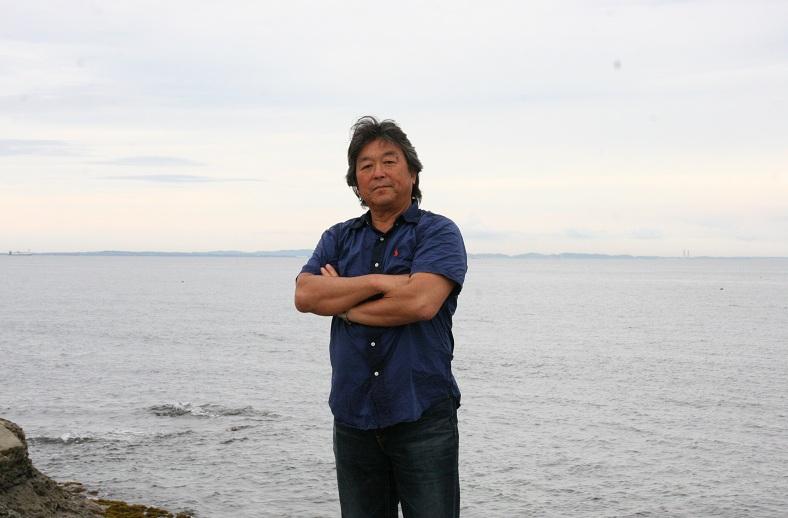 成田均さん(ダイビングスクールsea crop代表)