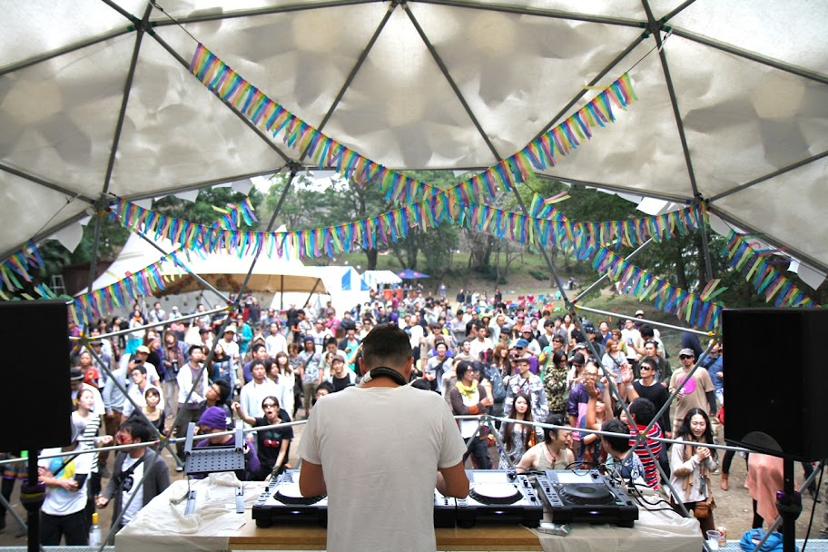 2011年sound selection出演Darren Emerson